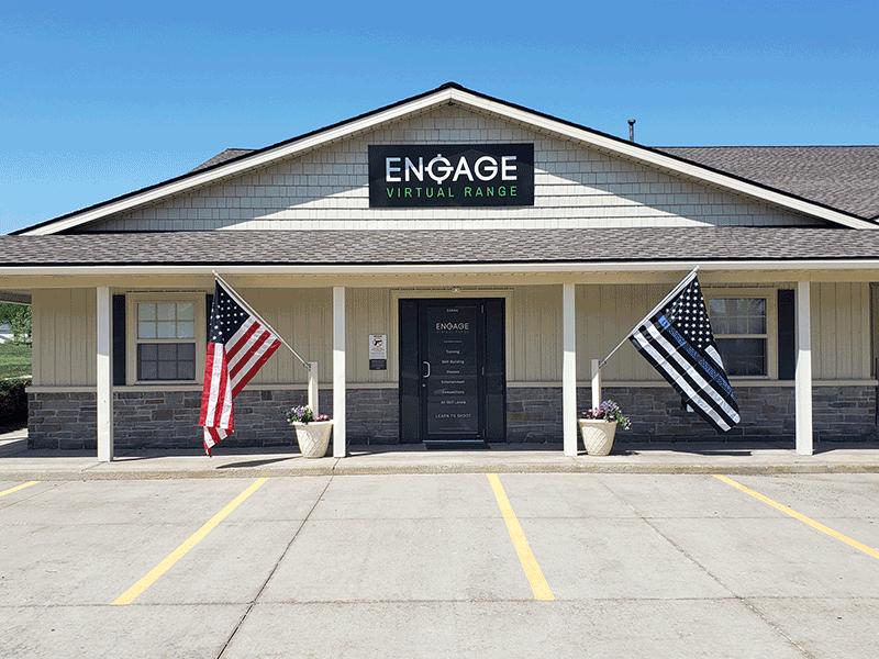 Exterior entrance to Avon Lake