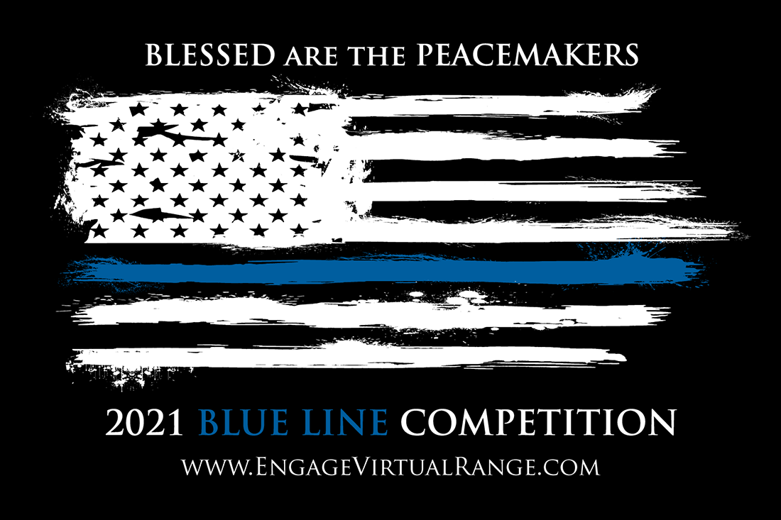 Law Enforcement Blue Line Competition