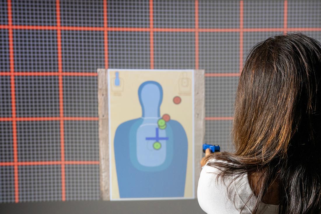 Low-Cost Alternative to Gun Ranges