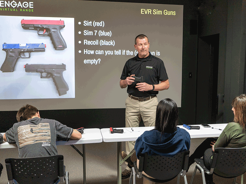 Learn to shoot in Medina County