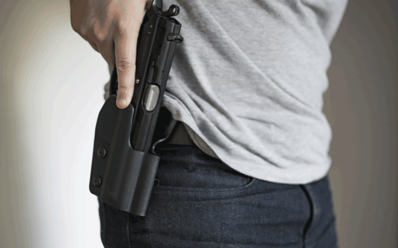 Carry your handgun with confidence