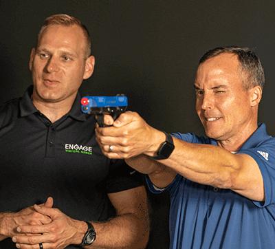 Virtual Shooting Range Instructor