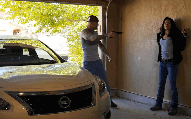 Home defense firearms training