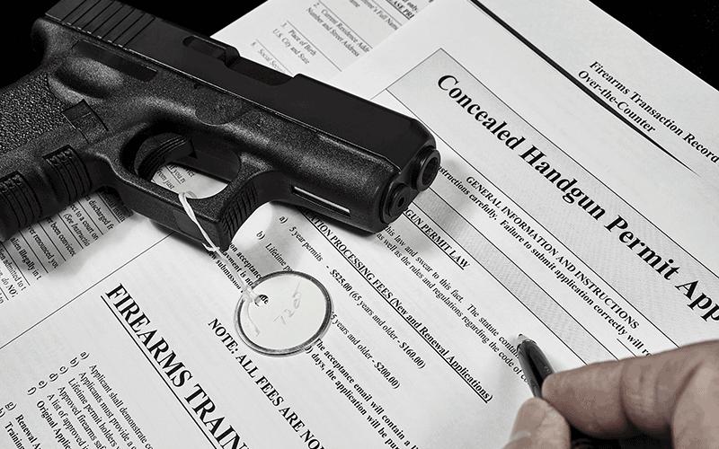 Intro to gun ownership class
