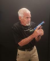 Professional instructor Jim