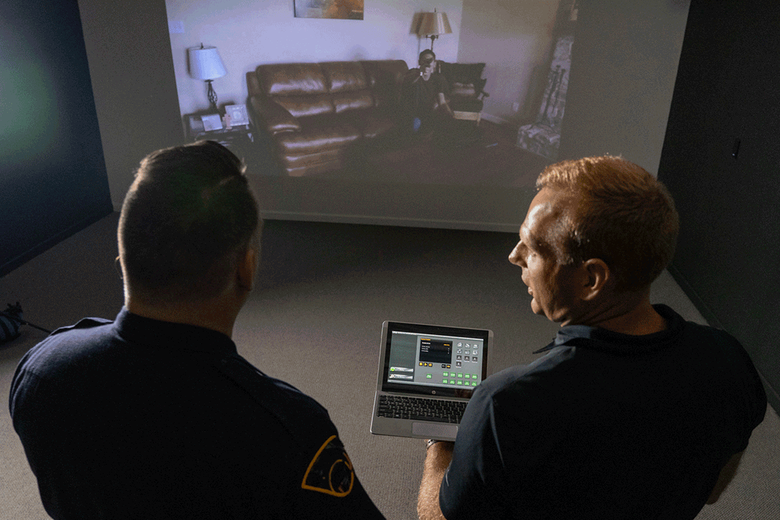 Mental health training for police