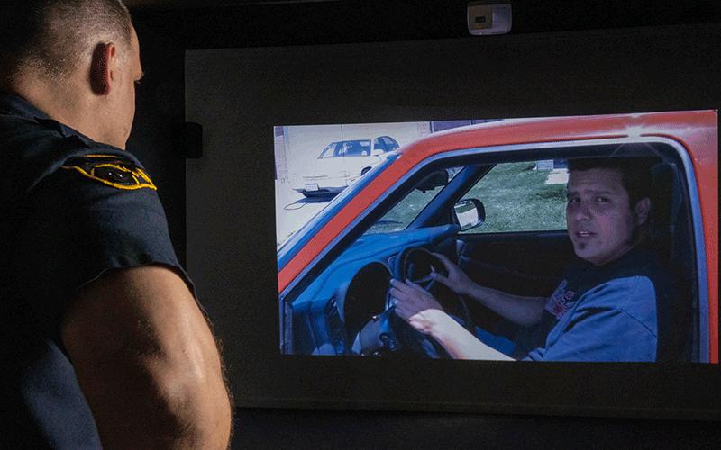 Law Enforcement training