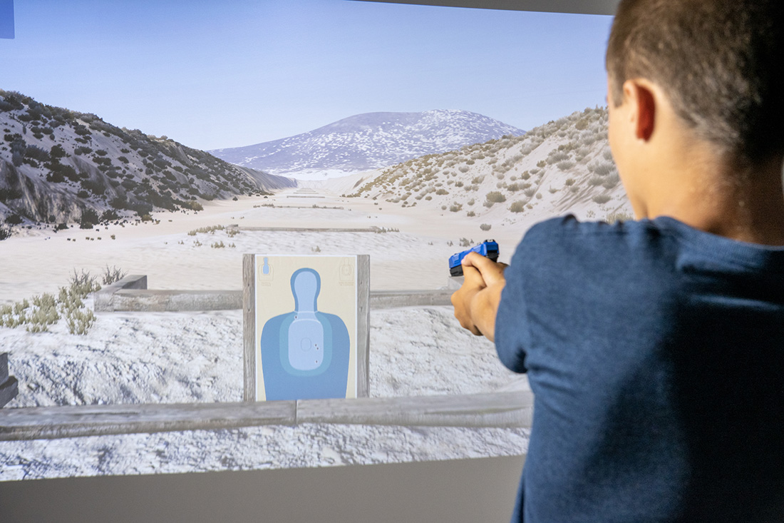Virtual Range Training for Youth Organizations