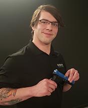 Professional instructor Alex