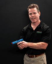 Professional instructor Thomas