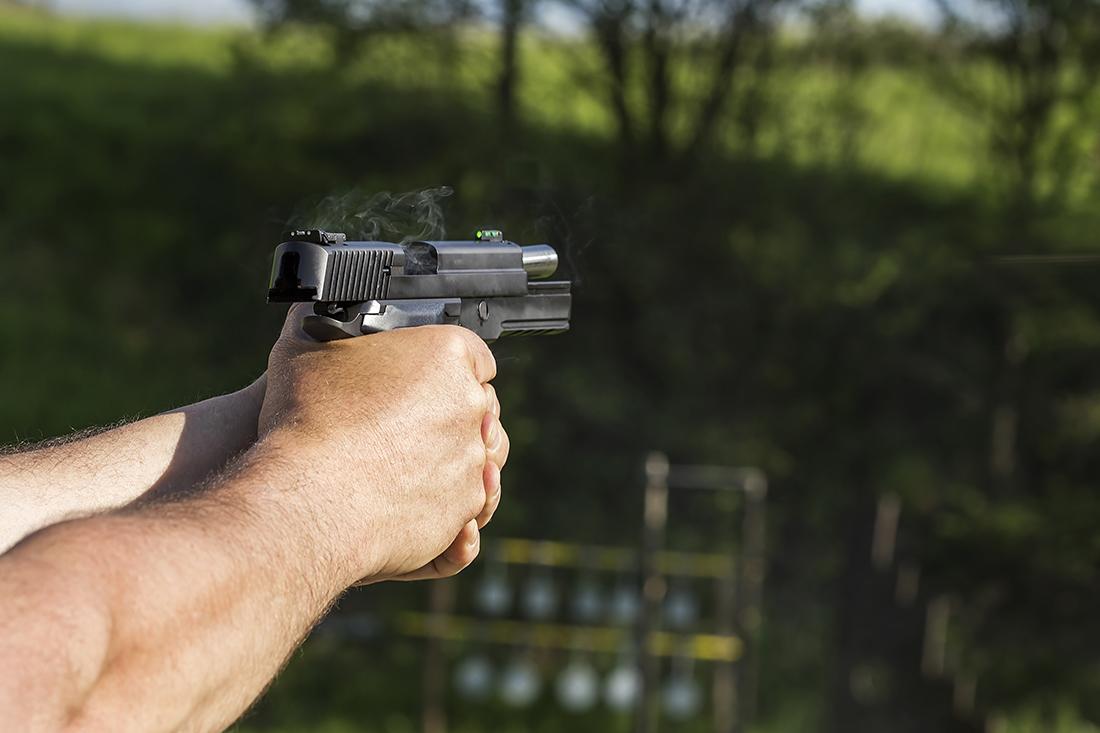 Understanding gun recoil