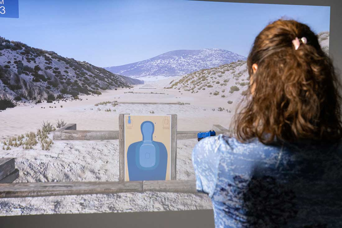 Virtual range advantages